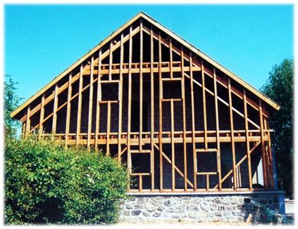 Espace architecture habitation unifamiliale for Construction bio